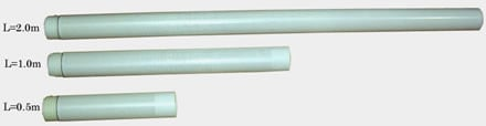 PVC製井戸材(ケーシング、スクリーンなど)PVCパイプ